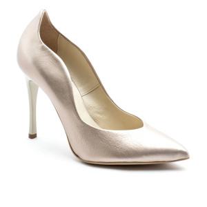 Pantofi dama Kordel Auriu