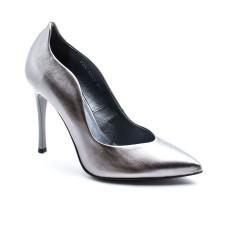 Pantofi dama Kordel Gri