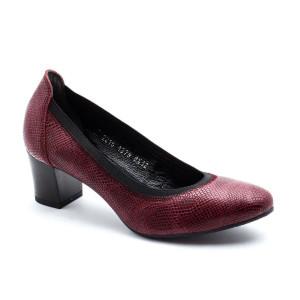 Pantofi dama Kordel Bordeaux