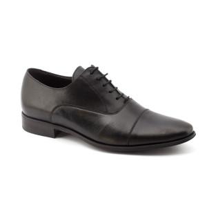Pantofi barbati Fabio Lenzi siret negru
