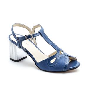 Sandale dama Kordel Kenzo Albastre