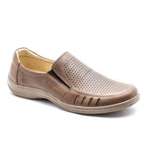 Pantofi barbati Otter Bej