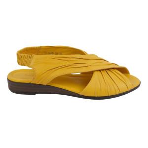 Sandale dama MYM 302490 Galben