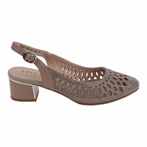 Sandale dama Epica 705-K83 Bej