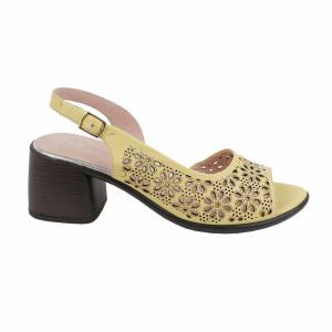 Sandale dama MYM 301130 Galben