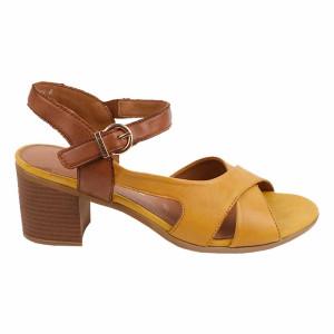 Sandale dama Remonte D2151-68 Galben