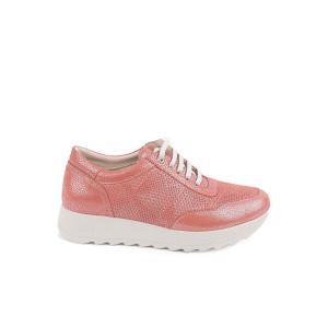 Pantofi dama Caspian 207 Portocaliu