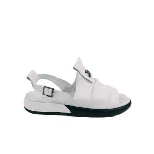 Sandale dama MYM 301396 Alb
