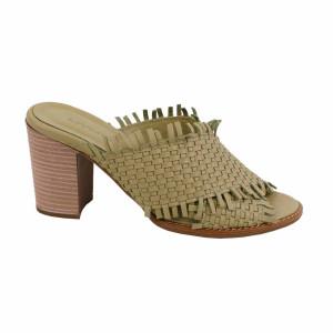 Papuci dama MYM 301472 Verde