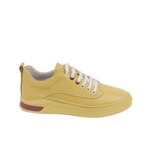 Pantofi sport barbati Franco Gerardo JH9070 Galben