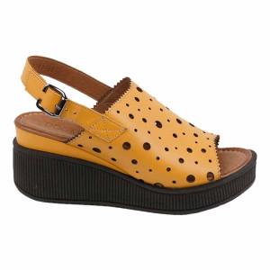 Sandale dama Dogati 1787-006 Galben