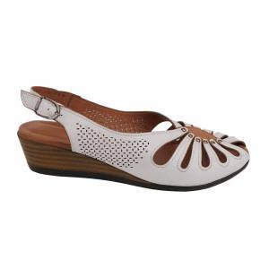 Sandale dama MYM 192465 Alb