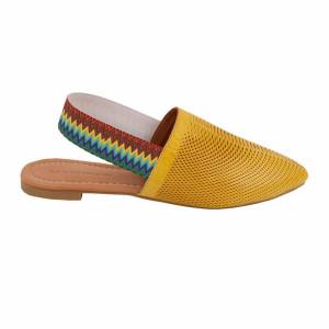 Sandale dama MYM 300692 Galben