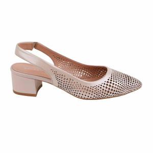 Sandale dama MYM 300558 Crem