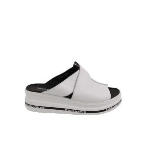 Papuci dama Dogati 2294-882 Alb