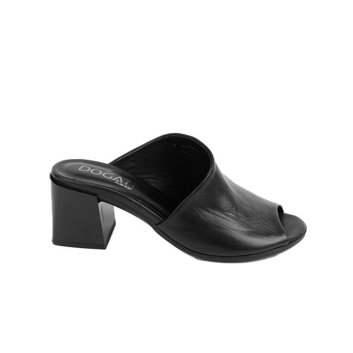 Papuci dama Dogati 9112-929 Negru