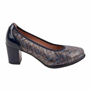 Pantofi dama Pitillos 6057 Albastru