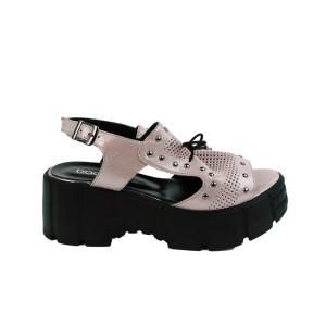 Sandale dama Dogati 2190-021 Pudra