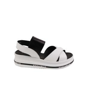 Sandale dama Dogati 2303-882 Alb