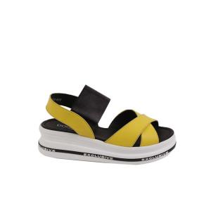 Sandale dama Dogati 2303-888 Galben