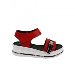 Sandale dama Dogati 2316-897 Rosu
