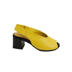 Sandale dama Dogati 9106-927 Galben
