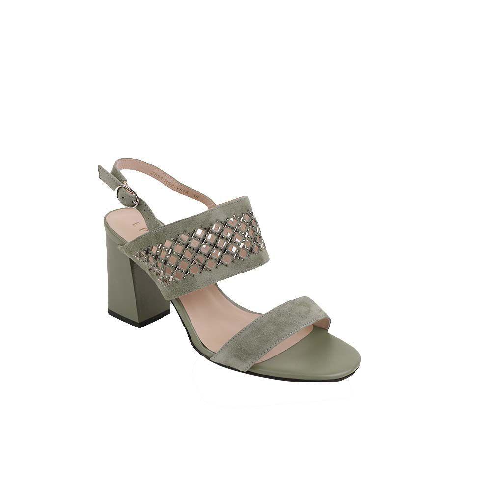 Sandale dama Epica R52-Y514 Oliv