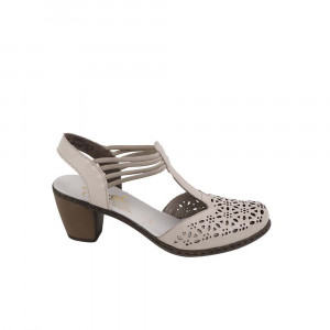 Sandale dama Rieker 40969-80 Bej