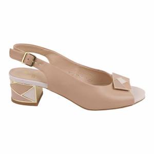 Sandale dama Kordel Sonia-1 Bej