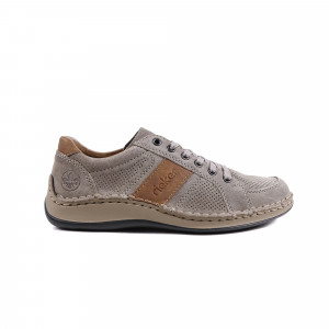 Pantofi barbati RIEKER 05216-42 Gri