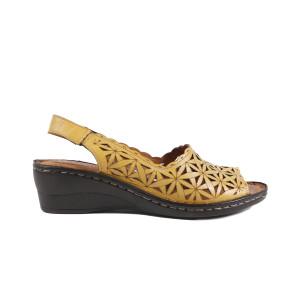 Sandale dama DOGATI 505220 Galben