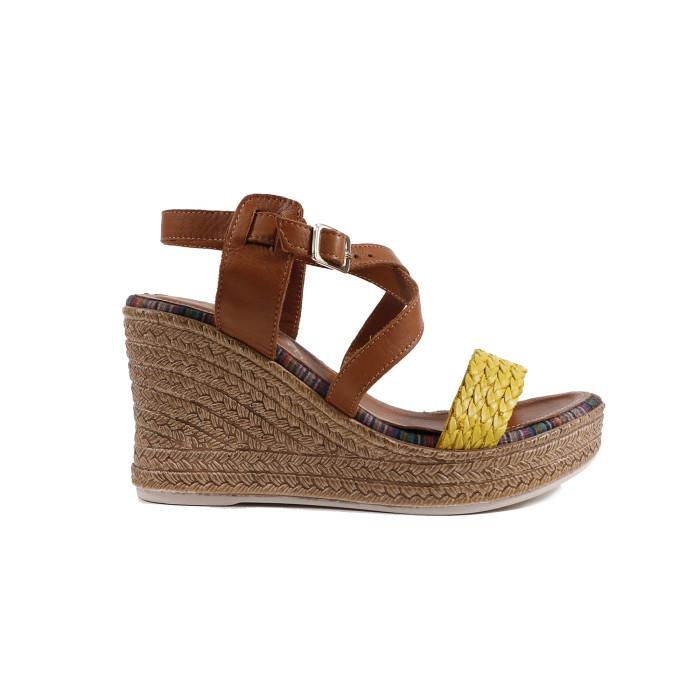 Sandale dama DONNA STYLE 0672 Maro