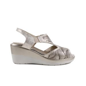 Sandale dama PITILLOS 6633 Auriu