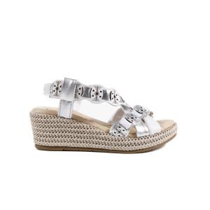 Sandale dama PITILLOS 6806 Albe