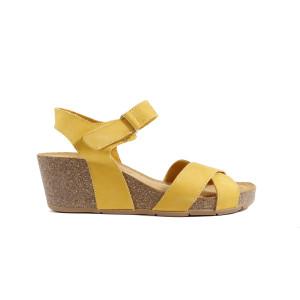 Sandale dama PITILLOS 6842 Galben