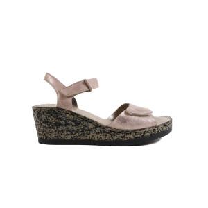 Sandale dama RIEKER V7660-31 Pudra