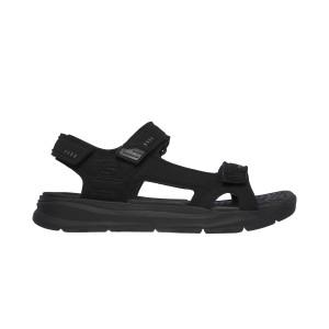 Sandale barbati SKECHERS 66067 Negre