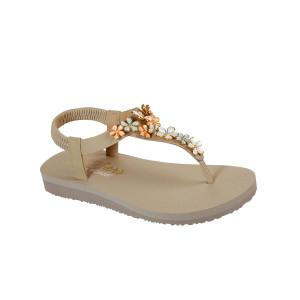 Sandale dama SKECHERS 32922 Bej