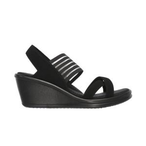 Sandale dama SKECHERS 31597 Negre