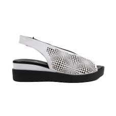 Sandale dama ALPETTO 78900M5-010 Alb