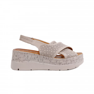 Sandale dama DOGATI 2082B Grej