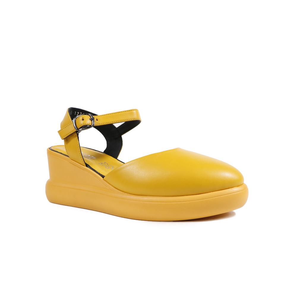 Sandale dama DOGATI 2399-1271 Galben