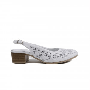 Sandale dama DOGATI 404-02 Alb