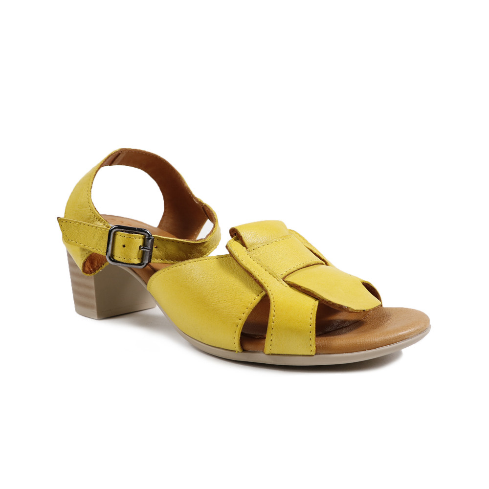 Sandale dama DOGATI 508-25 Galben