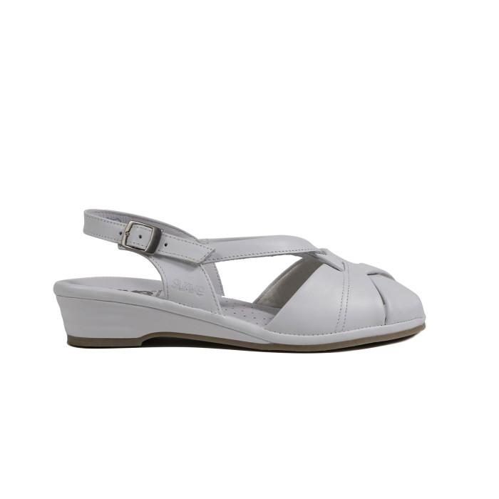 Sandale dama SUAVE 0012T 13-N Alb