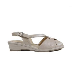 Sandale dama SUAVE 0012T 52-N Bej