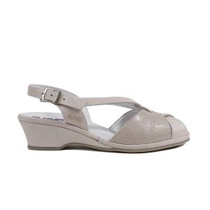 Sandale dama SUAVE 0065T 52-2 Crem