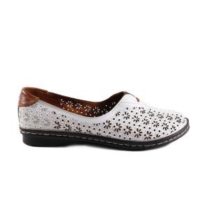 Pantofi dama Dogati 2205-1 Albi