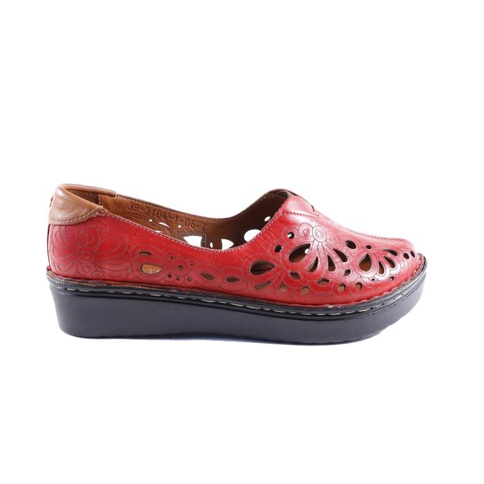 Pantofi dama Dogati 3104-1 Rosii