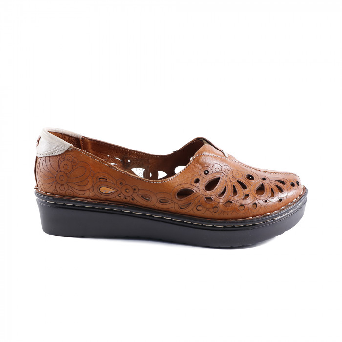 Pantofi dama Dogati 3104-1D Maro